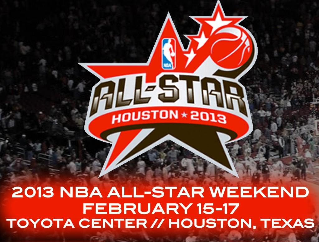 NBA Allstar Weekend Poster