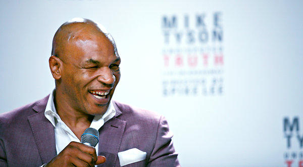 """From Champ to actor. Former World Champion boxer Mike Tyson is expanding his acting career. He will guest star on an episode of """"Law & Order: SVU"""" scheduled to air Feb.6, 2013. Tyson plays a character who is a victim of a crime and….. oops, we can't tell you the story line!! You have to watch and see it yourself. After being drug free for the past five years, Tyson says I'm """"happy with myself"""". He and his wife Kiki are busy doing big things."""