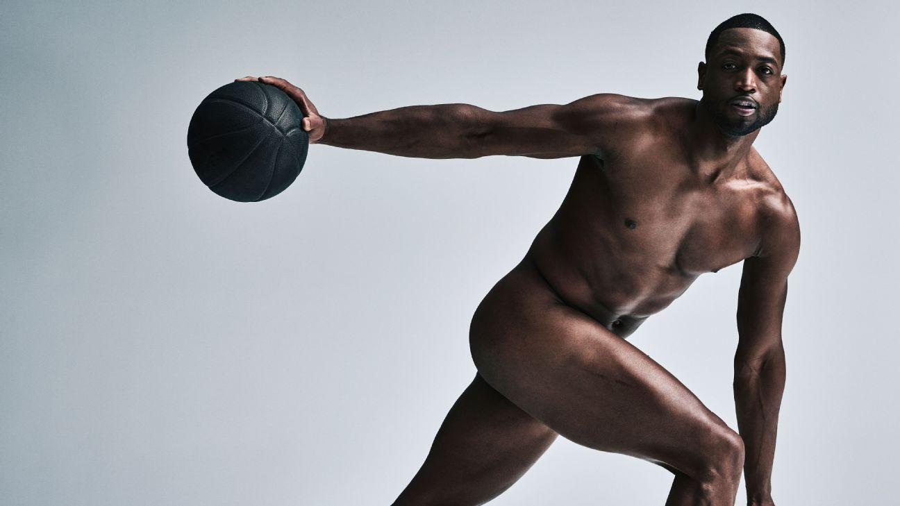 Dwyane Wade ESPN Body Issue 2016