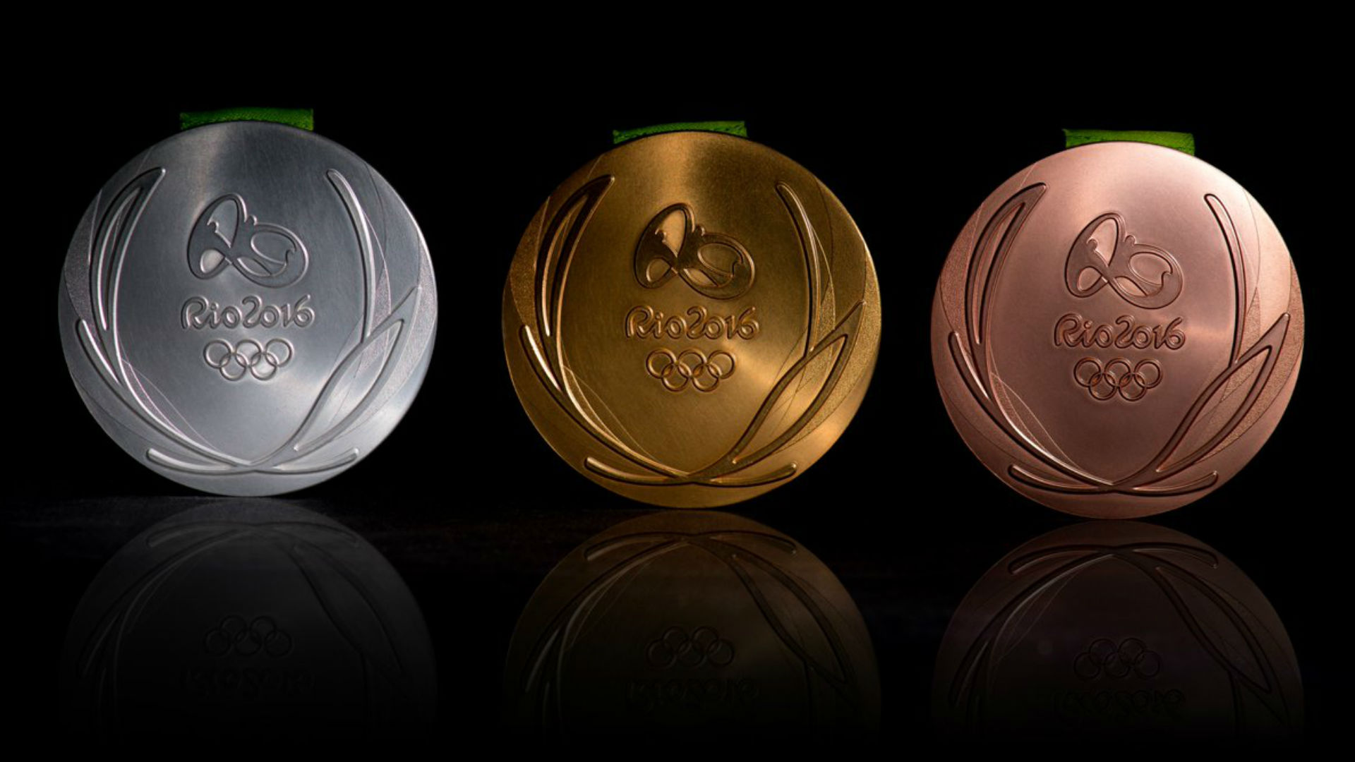 Olympic Medals 2016