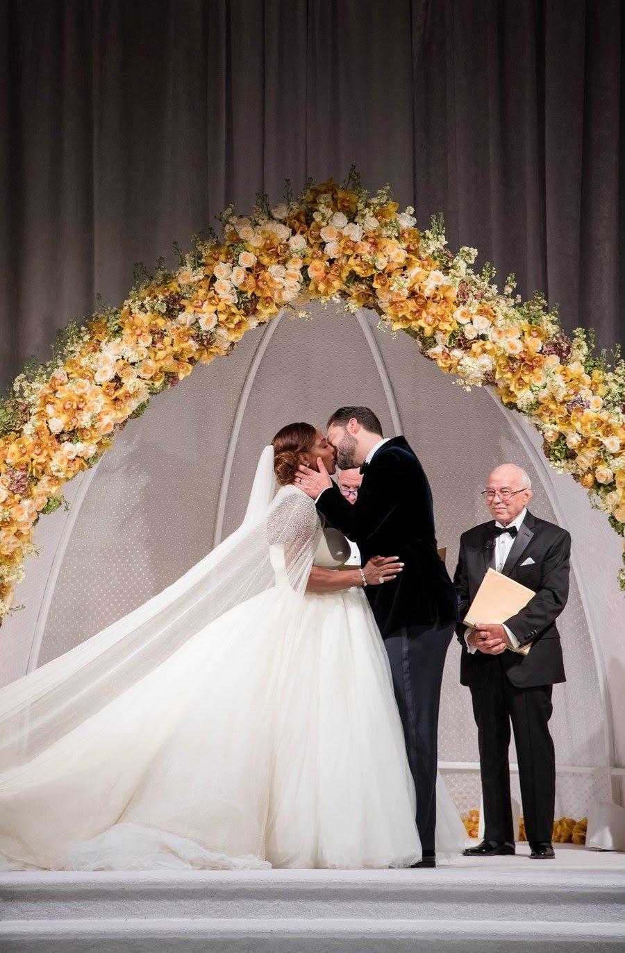 Serena and Alexis Wedding
