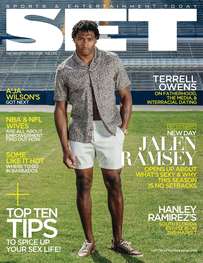 Jalen Ramsey - Jacksonville Jaguars