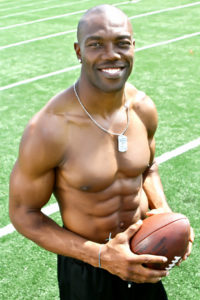 Terrell Owens NFL Football hall of fame